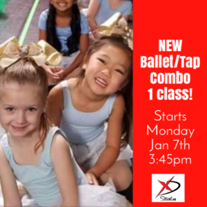 d3a3ba740c72 NEW COMBO CLASS ages 4-6! - XD Studios Dance   Performing Arts